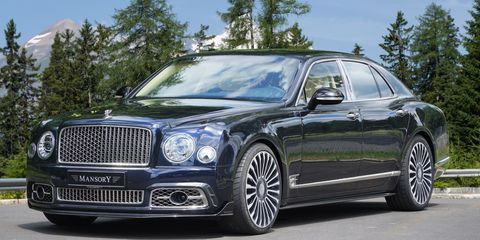 Land vehicle, Vehicle, Luxury vehicle, Car, Bentley, Bentley mulsanne, Motor vehicle, Sedan, Grille, Full-size car,