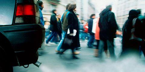 People, Mode of transport, Transport, Pedestrian, Passenger, Snapshot, Urban area, Street, Human, Public transport,