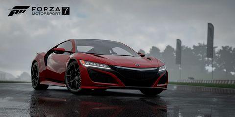 Land vehicle, Vehicle, Car, Sports car, Automotive design, Supercar, Honda, Performance car, Honda nsx, Coupé,