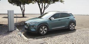 Hyundai Kona eléctrico 2019