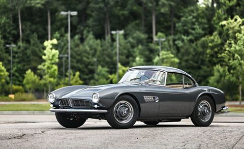 Land vehicle, Vehicle, Car, Classic car, Convertible, Coupé, Sports car, Bmw 507, Sedan, Roadster,