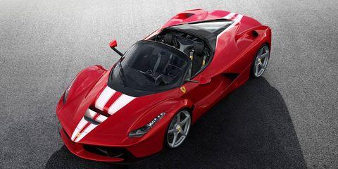 Land vehicle, Vehicle, Car, Supercar, Sports car, Automotive design, Red, Race car, Coupé, Ferrari fxx,