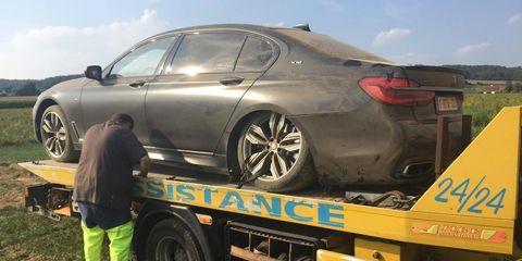 Land vehicle, Vehicle, Car, Luxury vehicle, Alloy wheel, Personal luxury car, Bmw, Tire, Rim, Spoke,
