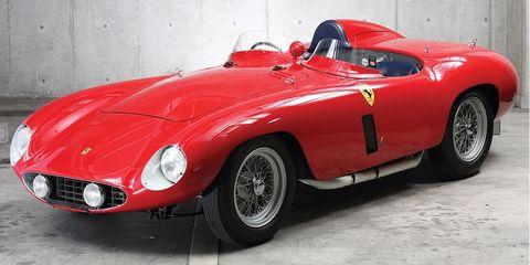 Land vehicle, Vehicle, Car, Classic car, Sports car, Coupé, Race car, Ferrari 250, Ferrari 250 tr 61 spyder fantuzzi, Ferrari monza,