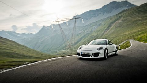 Land vehicle, Vehicle, Car, Automotive design, Sports car, Performance car, Supercar, Luxury vehicle, Porsche, Porsche 911 gt3,
