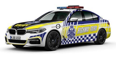 Land vehicle, Vehicle, Car, Police car, Motor vehicle, Automotive design, Police, Law enforcement, Bmw, Executive car,