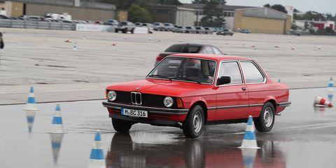 Vehicle, Car, Bmw, Bmw 315, Classic car, Snapshot, Bmw 3 series (e21), Automotive design, Coupé, Autocross,