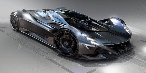Land vehicle, Vehicle, Sports car, Supercar, Automotive design, Car, Automotive exterior, Coupé, Performance car, Concept car,