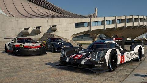 Land vehicle, Vehicle, Race car, Car, Sports car, Sports car racing, Motorsport, Sports prototype, Supercar, Racing,