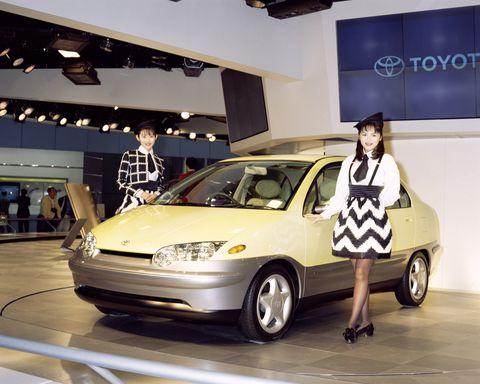 Land vehicle, Vehicle, Car, Auto show, City car, Automotive design, Family car, Compact car, Subcompact car, Vehicle door,