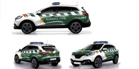 Land vehicle, Vehicle, Car, Sport utility vehicle, Compact sport utility vehicle, Police car, Mini SUV, Crossover suv, Law enforcement, Automotive design,