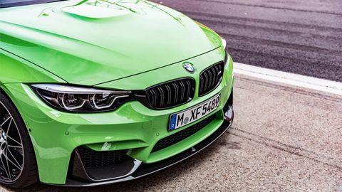 Land vehicle, Car, Vehicle, Motor vehicle, Automotive design, Green, Performance car, Bmw, Personal luxury car, Bumper,