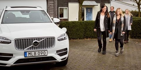 Land vehicle, Vehicle, Car, Automotive design, Motor vehicle, Luxury vehicle, Sport utility vehicle, Volvo cars, Crossover suv, Volvo xc90,