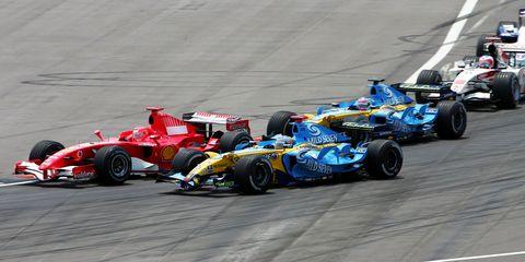 Land vehicle, Formula one, Vehicle, Race car, Sports, Racing, Open-wheel car, Formula one car, Motorsport, Formula libre,