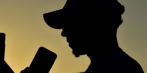 Silhouette, Backlighting, Shadow, Photography, Neck,