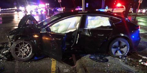 Vehicle, Car, Collision, Crash, Police car, Police, Event, Hatchback, Law enforcement, Sports sedan,