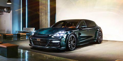 Land vehicle, Vehicle, Car, Luxury vehicle, Automotive design, Rim, Porsche panamera, Performance car, Porsche, Bumper,