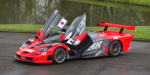 Land vehicle, Vehicle, Car, Supercar, Sports car, Race car, Sports car racing, Coupé, Sports prototype, Performance car,