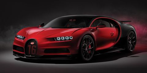 Land vehicle, Vehicle, Car, Automotive design, Supercar, Red, Sports car, Bugatti veyron, Bugatti, Performance car,