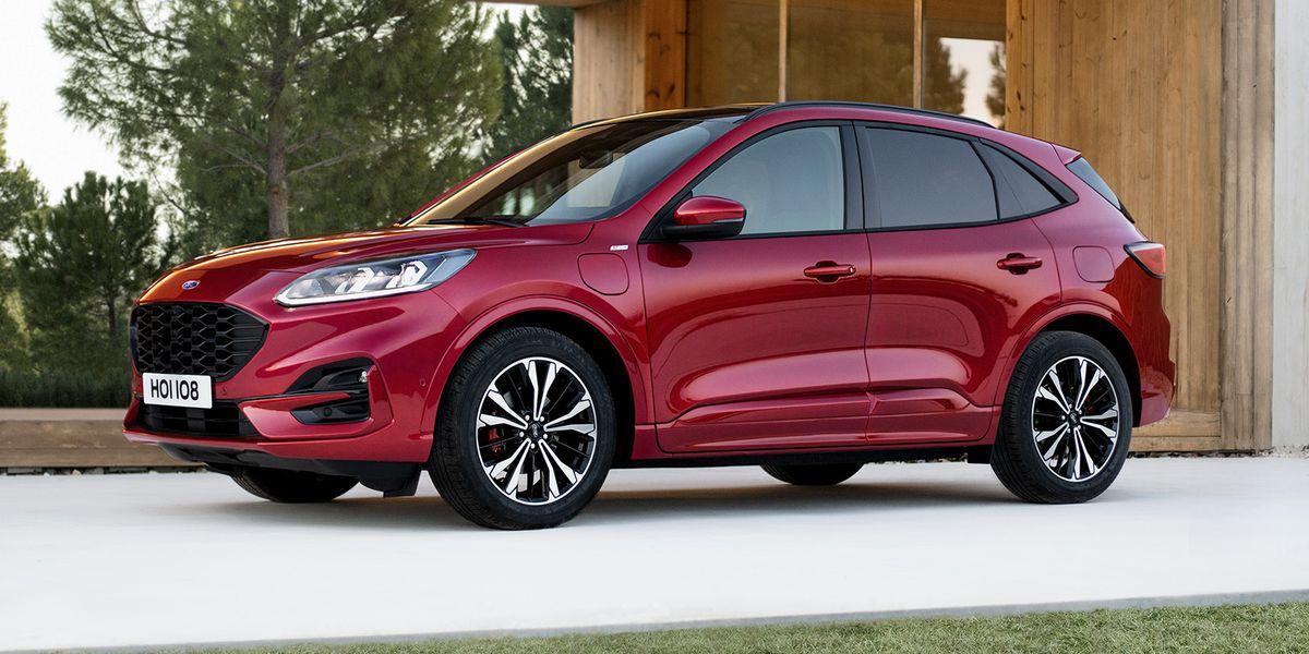 Ford Kuga 2020: SUV e híbrido por partida triple
