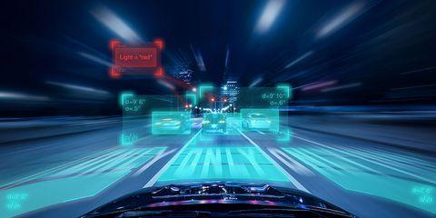 Mode of transport, Blue, Road, Infrastructure, Highway, Driving, Lane, Screenshot, Sky, Games,