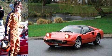 Land vehicle, Vehicle, Car, Coupé, Sports car, Ferrari 328, Ferrari 308 gtb/gts, Classic car, Supercar, Sedan,