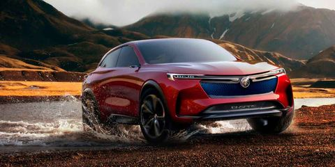 Land vehicle, Vehicle, Car, Automotive design, Mid-size car, Sport utility vehicle, Crossover suv, Compact sport utility vehicle, Concept car, Compact car,