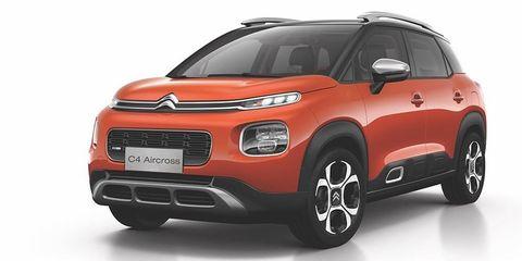 Land vehicle, Vehicle, Car, Motor vehicle, Automotive design, Mini SUV, City car, Citroën, Compact sport utility vehicle, Compact car,