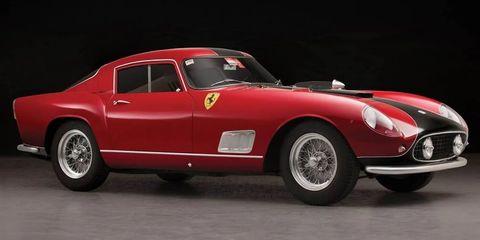 Land vehicle, Vehicle, Car, Sports car, Coupé, Classic car, Ferrari 275, Ferrari america, Sedan, Convertible,