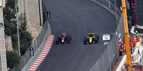 Asphalt, Race track, Vehicle, Mode of transport, Road surface, Race car, Formula one, Motorsport, Racing, Car,