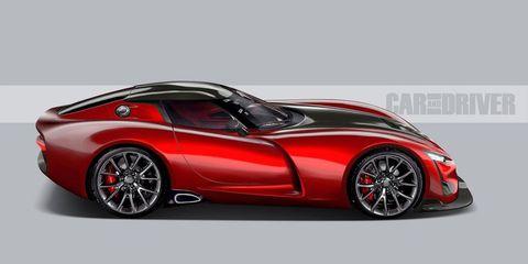 Dodge Viper 2021: Más allá del V10, ¡hay vida!