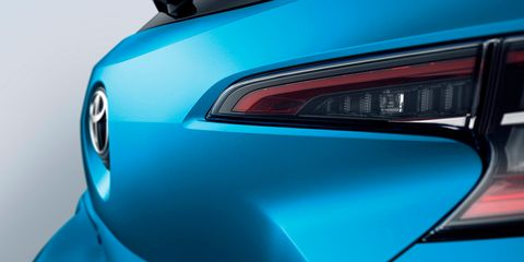 Vehicle, Automotive design, Blue, Car, Automotive lighting, Headlamp, Concept car, Mid-size car, Electric blue, Compact car,