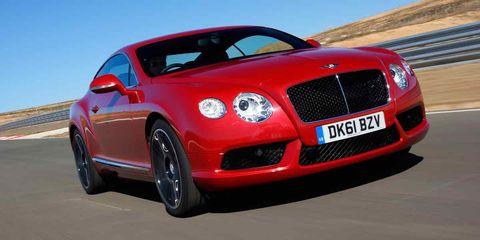 Motor vehicle, Mode of transport, Automotive design, Vehicle, Grille, Car, Performance car, Red, Bentley, Hood,