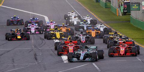 Formula one, Vehicle, Motorsport, Formula one car, Formula libre, Formula one tyres, Formula racing, Open-wheel car, Race track, Race car,