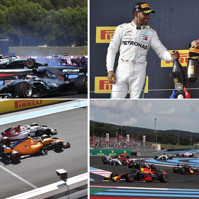 Race track, Formula one, Vehicle, Motorsport, Race car, Car, Sport venue, Race of champions, Racing, Formula one car,