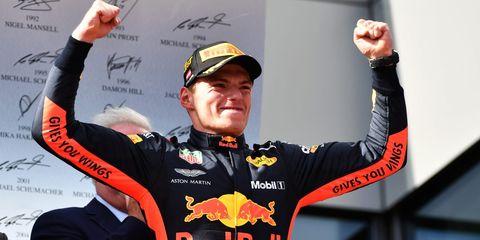 Formula one, Motorcycle racer, Gesture, Drink, Vehicle,