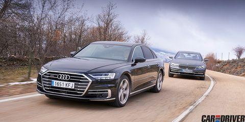 Land vehicle, Vehicle, Car, Automotive design, Audi, Luxury vehicle, Motor vehicle, Executive car, Personal luxury car, Mid-size car,