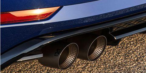 Vehicle, Automotive exhaust, Car, Exhaust system, Automotive design, Personal luxury car, Luxury vehicle, Automotive exterior, Auto part, Bumper,