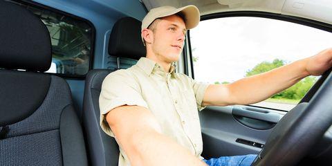 Vehicle door, Driving, Vehicle, Car, Family car, Automotive design, Headgear, Auto part, Head restraint, Automotive exterior,