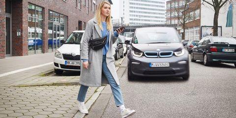 Vehicle, Car, Street fashion, Transport, City car, Mode of transport, Compact car, Footwear, Subcompact car, Family car,