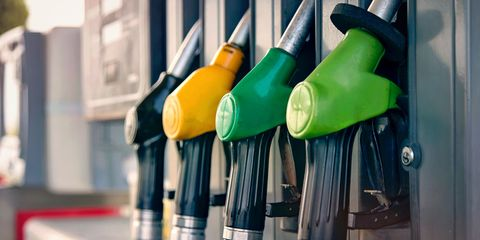 Yellow, Business, Filling station, Cleanliness,
