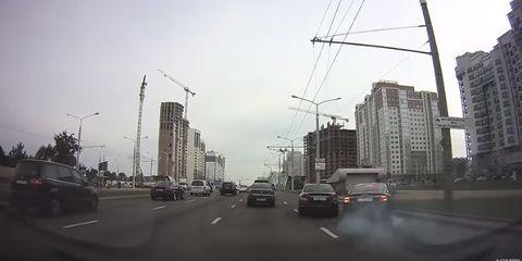 Metropolitan area, Urban area, City, Road, Atmospheric phenomenon, Sky, Human settlement, Residential area, Snapshot, Downtown,