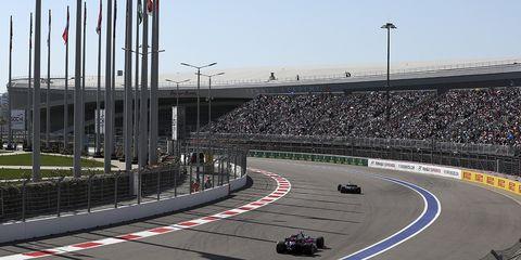 Race track, Sport venue, Vehicle, Motorsport, Racing, Auto racing, Endurance racing (motorsport), Race car, Formula one, Car,