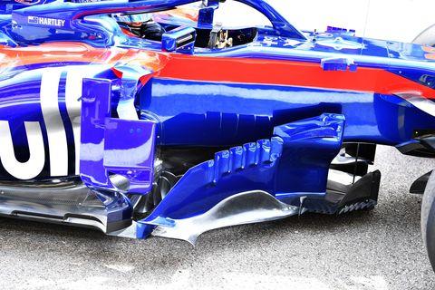 Race car, Formula libre, Vehicle, Formula racing, Formula one car, Car, Electric blue, Automotive design, Formula one, Open-wheel car,