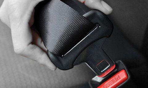 Seat belt, Auto part, Font, Hand, Gear shift,