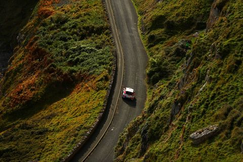 Mountain pass, Road, Tree, Highland, Geological phenomenon, Landscape, Vehicle, Mountain, Thoroughfare, Photography,