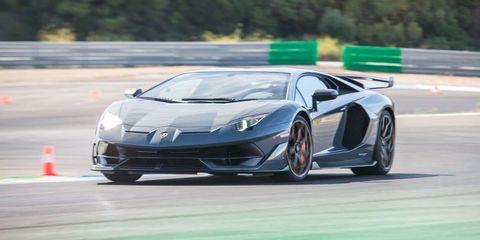 Land vehicle, Vehicle, Car, Supercar, Sports car, Automotive design, Lamborghini aventador, Lamborghini, Performance car, Sports car racing,