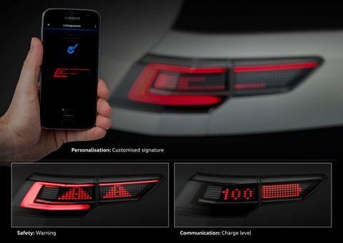 Automotive design, Automotive lighting, Vehicle, Car, Personal luxury car, Concept car, Compact car, Mid-size car, Automotive tail & brake light, Performance car,