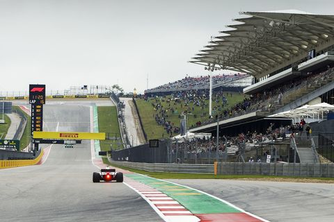 Race track, Sport venue, Formula one, Endurance racing (motorsport), Motorsport, Vehicle, Auto racing, Race car, Racing, Sports car racing,