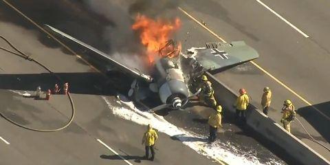 Vehicle, Explosion, Asphalt, Aircraft, Air force, Airplane,